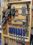 Woodworker's Tool Board