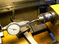 Drill Chuck Truing Procedure