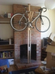 Vertical Bicycle Stand