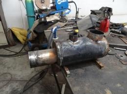 Homemade Boiler - HomemadeTools.net
