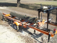 Portable Chainsaw Mill
