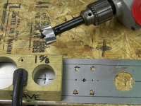 Hole Saw Drilling Guides