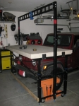 Over-The-Jeep Lift Table