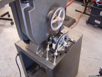 Wood to Metal Bandsaw Conversion