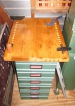 Wood Lathe Workbench