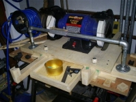 Grinder Sharpening Jig