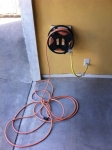 Extension Cord Winder Mount