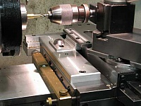 Lathe Cross Slide Lock