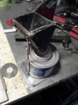 Wax Melting Stand