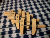 Woodworker's Parallel Clamps