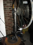 Bicycle Truing Stand