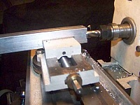 Low-Profile Machine Vise