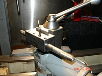 Machined Boring Bar Holder