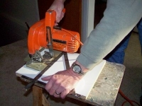 Circular Saw Cutoff Guide