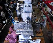 Metal Shaper Machine