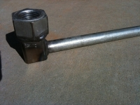 Honda Crankshaft Pulley Tool