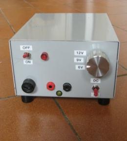 Homemade Electro Etching Machine