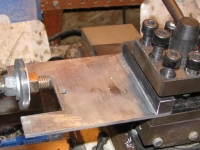 Carbide Insert Sharpening Jig