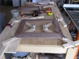 Frame Clamping Jig