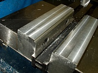 Mill Vise Soft Jaws