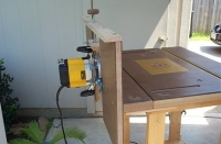 Modular Router Table