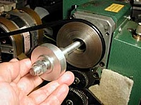 Mini-Lathe Drawbar