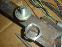 Crankshaft Key Nut