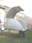 Teardrop Trailer Restoration