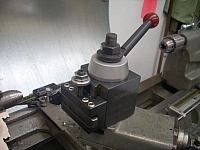 Phase II QCTP on Atlas Craftsman Lathe