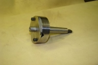 Tailstock Crotch Center