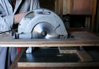 Cross Cut Saw Jig