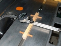 Table Saw Alignment Jig