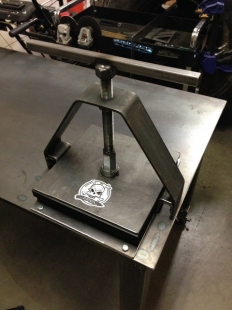 Homemade Kydex Press Homemadetools Net