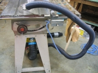 Table Saw Dust Collector