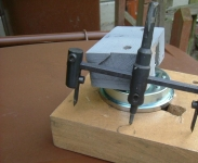 Motorcycle Gauge Assembly Jig