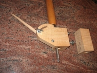 Bowl Gouge Sharpening Jig
