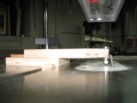 Table Saw Thin Strip Jig