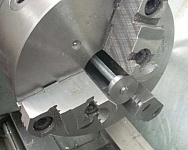 Spindle-Mounted Lathe Stop