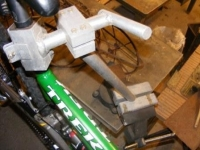 Workbench Bicycle Clamp