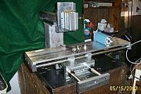 Tabletop CNC Mill