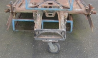 Swing Axle Caster Dolly