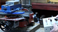 Motorized Milling Machine