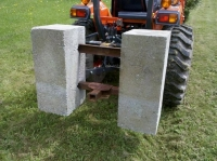 Tractor Ballast Boxes