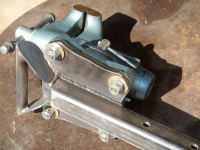 Receiver Mount Stabilizing Handle