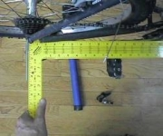 Rear Derailleur Hanger Alignment Tool