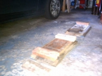 Automotive Ramps and Chocks