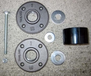 Engine Mount Bushing Press