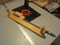 Router Table Clamp