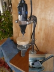 PCB Rotary Tool Drill Press Mount