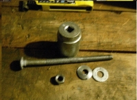 Bushing Removal and Installation Tool